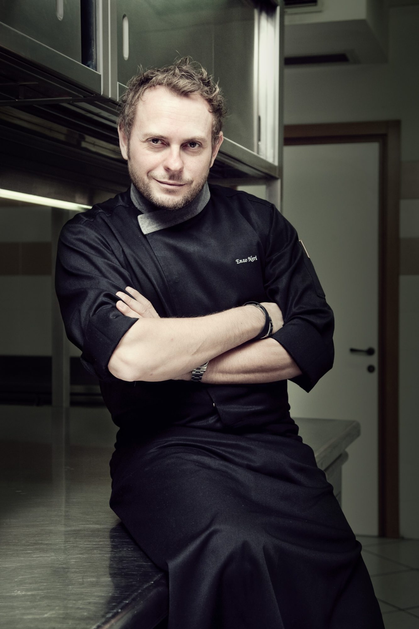 Enzo Neri - portrait