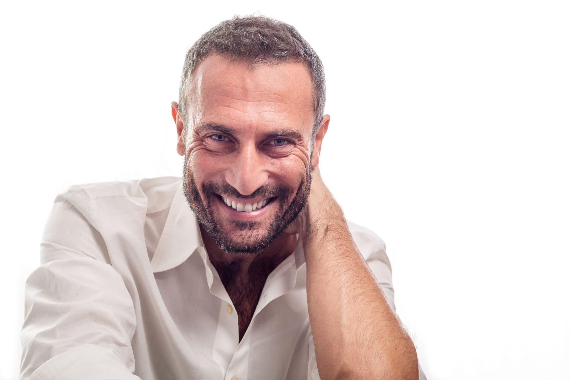 Giorgio Borghetti - portrait